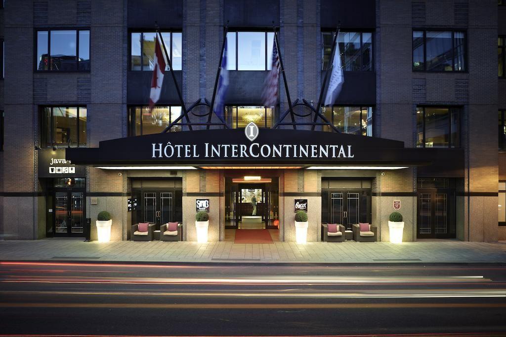 Hotel Intercontinental Montreal Hoteldirect Info Hoteldirect