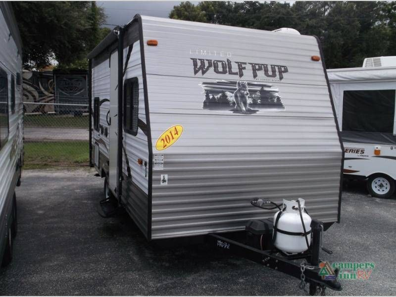 2014 Forest River Cherokee Wolf Pup 16bh For Sale Fruitland Park