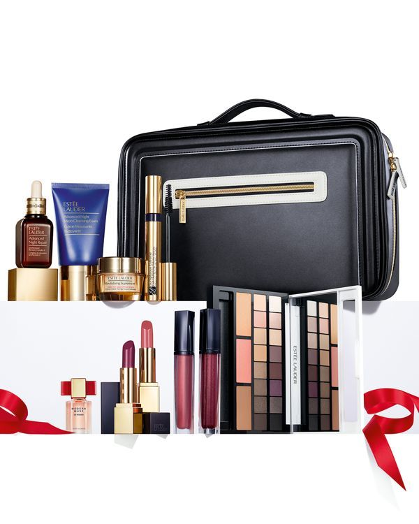 Blockbuster Set For 62 With Any Estee Lauder Purchase With Images Makeup Gift Sets Estee Estee Lauder