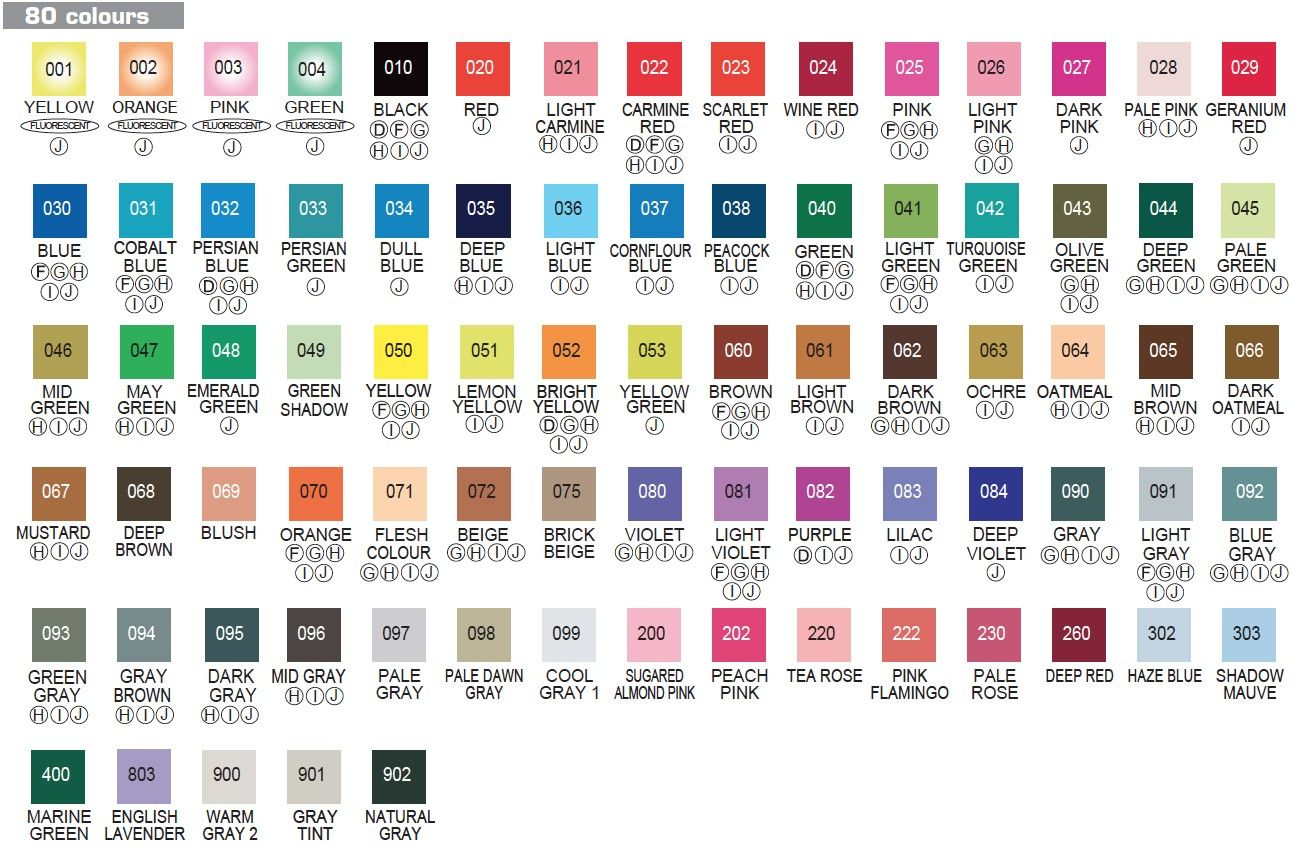 17 Best images about ZIG Clean Color Real Brush markers on ...