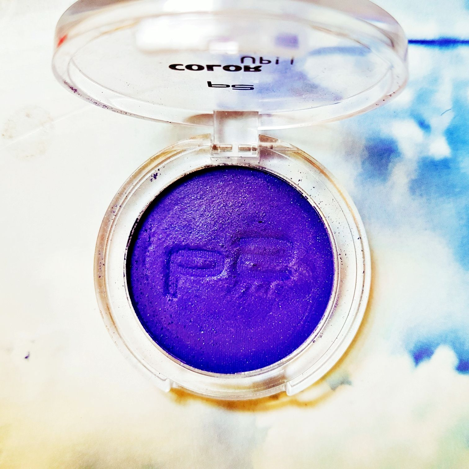 P2 Color Up! eye Shadow Nummer 280 roya tea
