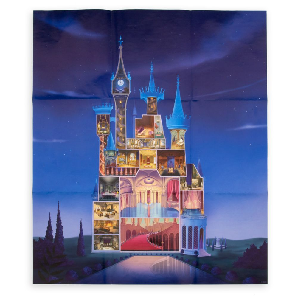 Cinderella Castle Journal Disney Castle Collection Limited Release Shopdisney In 2020 Disney Cinderella Castle Disney Castle Cinderella Castle