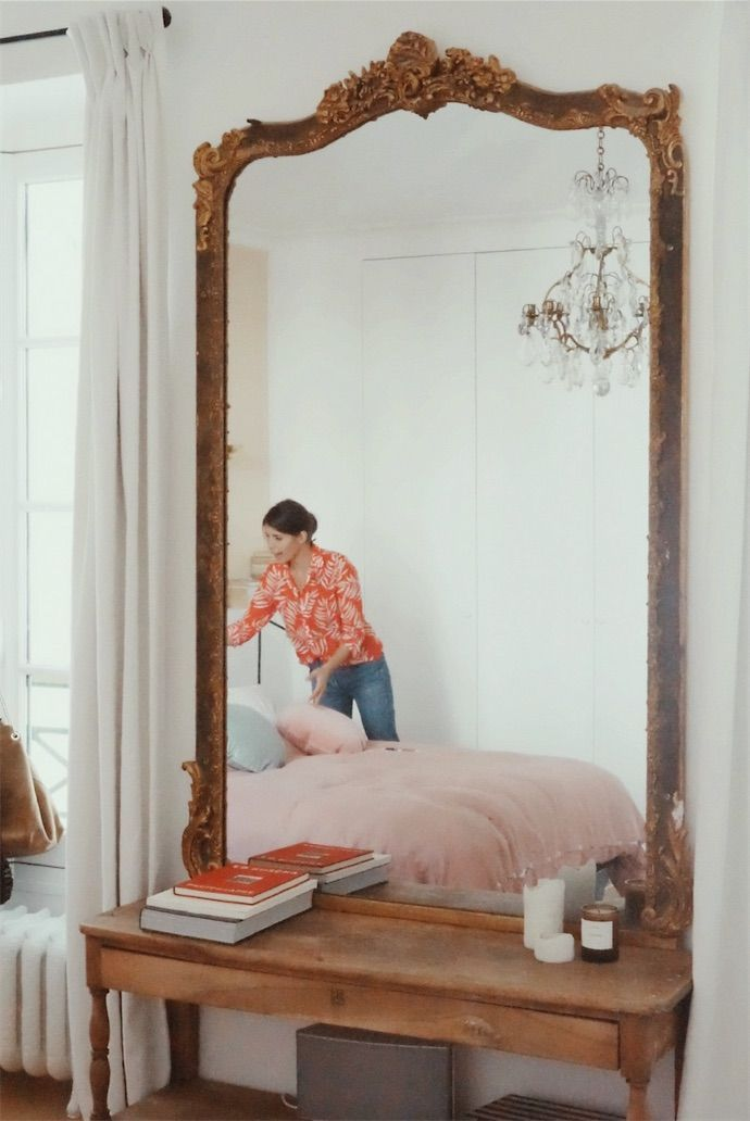 Photo of The Bright & Eclectic Paris Home Of Morgane Sézalory Of Sézane