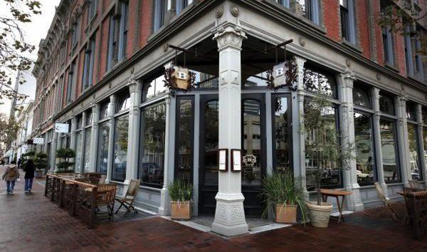 Downtown Oakland Ca Restaurants Italian Area California