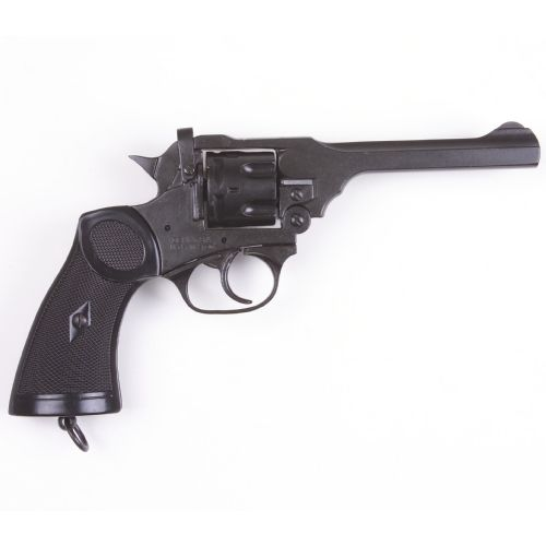 Non-Firing Replica Webley RevolverSave those thumbs & bucks w/ free shipping on this magloader I purchased mine http://www.amazon.com/shops/raeind  No more leaving the last round out because it is too hard to get in. And you will load them faster and easier, to maximize your shooting enjoyment.  loader does it all easily, painlessly, and perfectly reliably