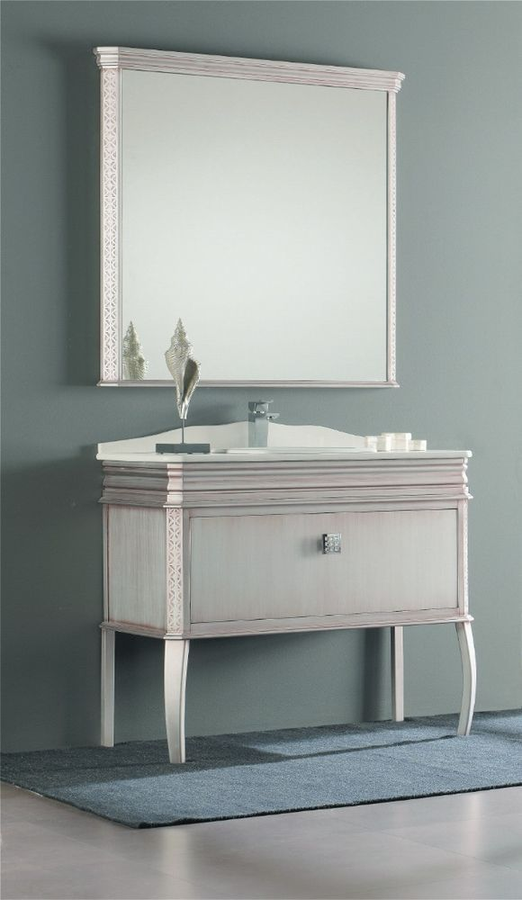 London Bathroom Vanity Available In 32 And 40 Wide The Price Only Includes Countertop Under Mount Sink Faucet Is Not
