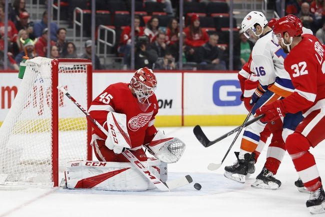 Detroit Red Wings vs. New York Islanders - 12/2/19 NHL Pick, Odds, and Prediction - Pick Dawgz