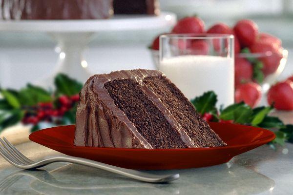 Daisy Brand Sour Cream Chocolate Cake Recipe Dessert Recipes Sour Cream Chocolate Cake Gluten Free Chocolate Cake