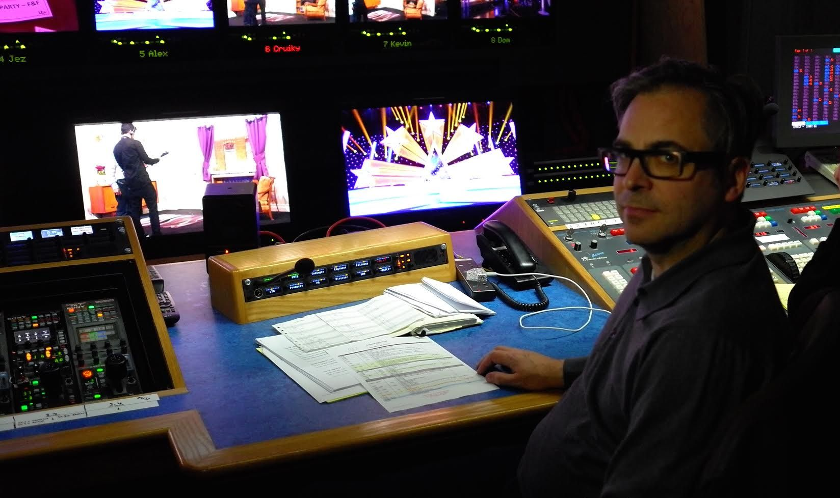 Lighting design today interview with max conwell from naked eye