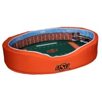 Oklahoma State Cowboys Stadium Pet Bed M With Images