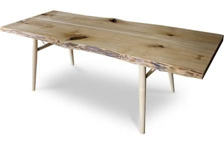 table salle à manger bois brut - recherche google | déco | pinterest
