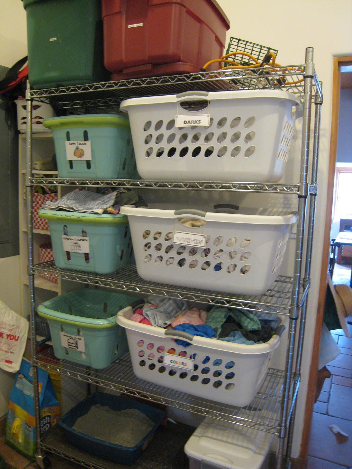 Pin By Jennifer Denning On Scrubby Scrubby Clean Clean Laundry System Laundry Laundry Basket