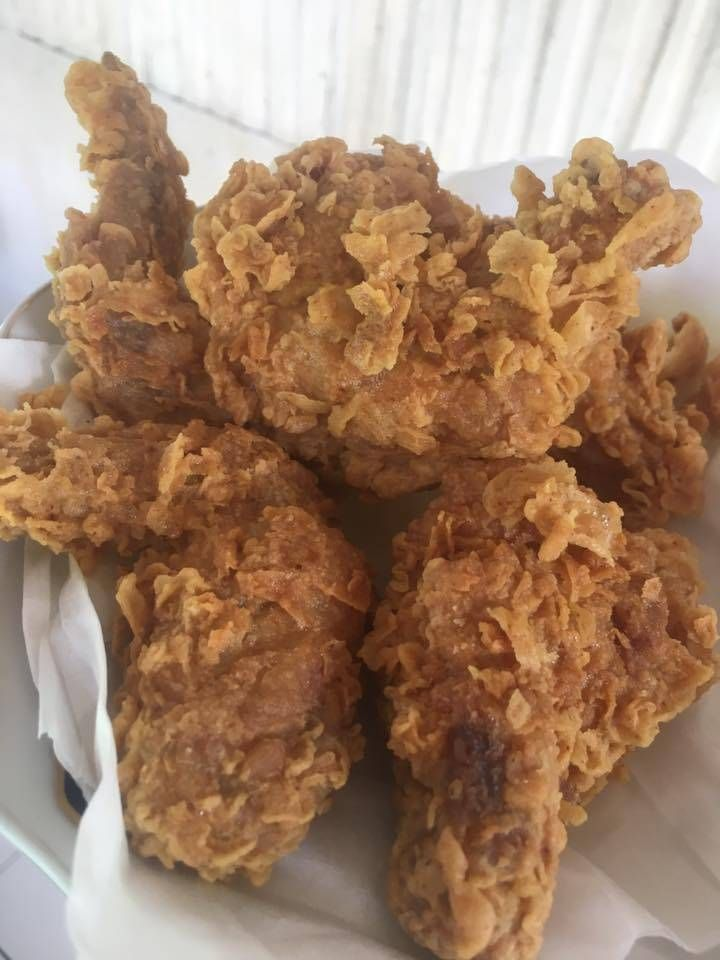 Cara Membuat Ayam Kentucky : membuat, kentucky, Masak, Goreng, Secara, Homemade., Meals,, Recipes