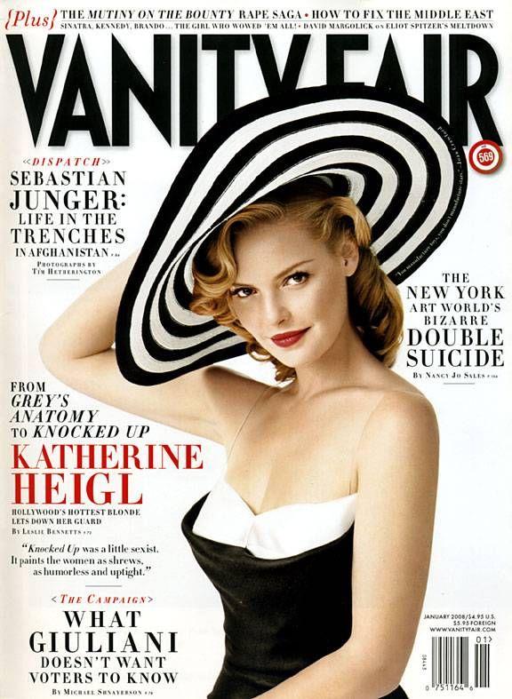 Katherine Heigl | Vanity Fair January 2008