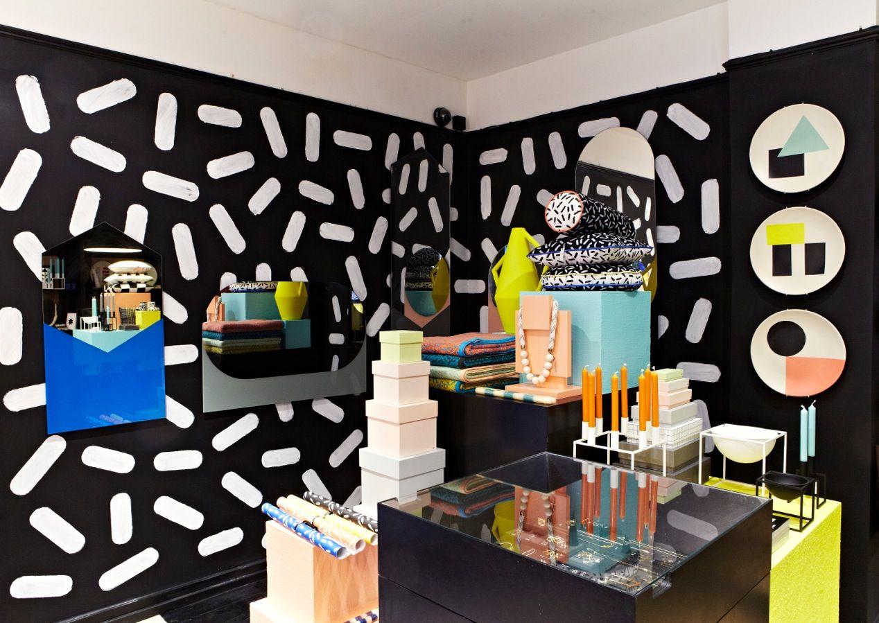 Darkroom Is So Sottsass London Design Festival Shop Design London Design