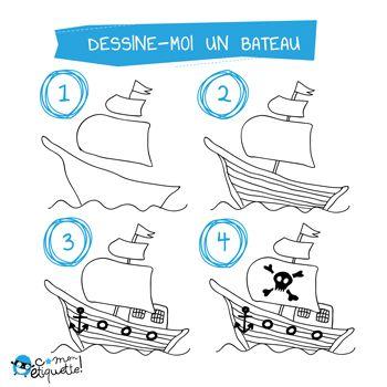 Activite Coloriage Enfant Pirates Dessin Bateau Pirate Dessin Dessin De Navire