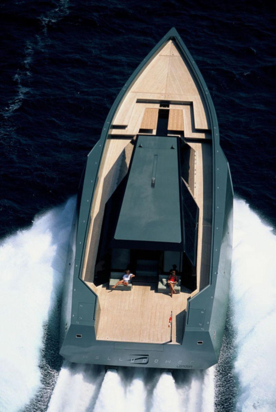 Wally WallyPower 118 High Speed Luxury Yacht