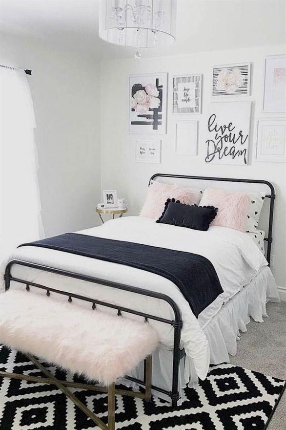 43 Inspiring Teen Bedroom Ideas You Will Love Bedroom Design