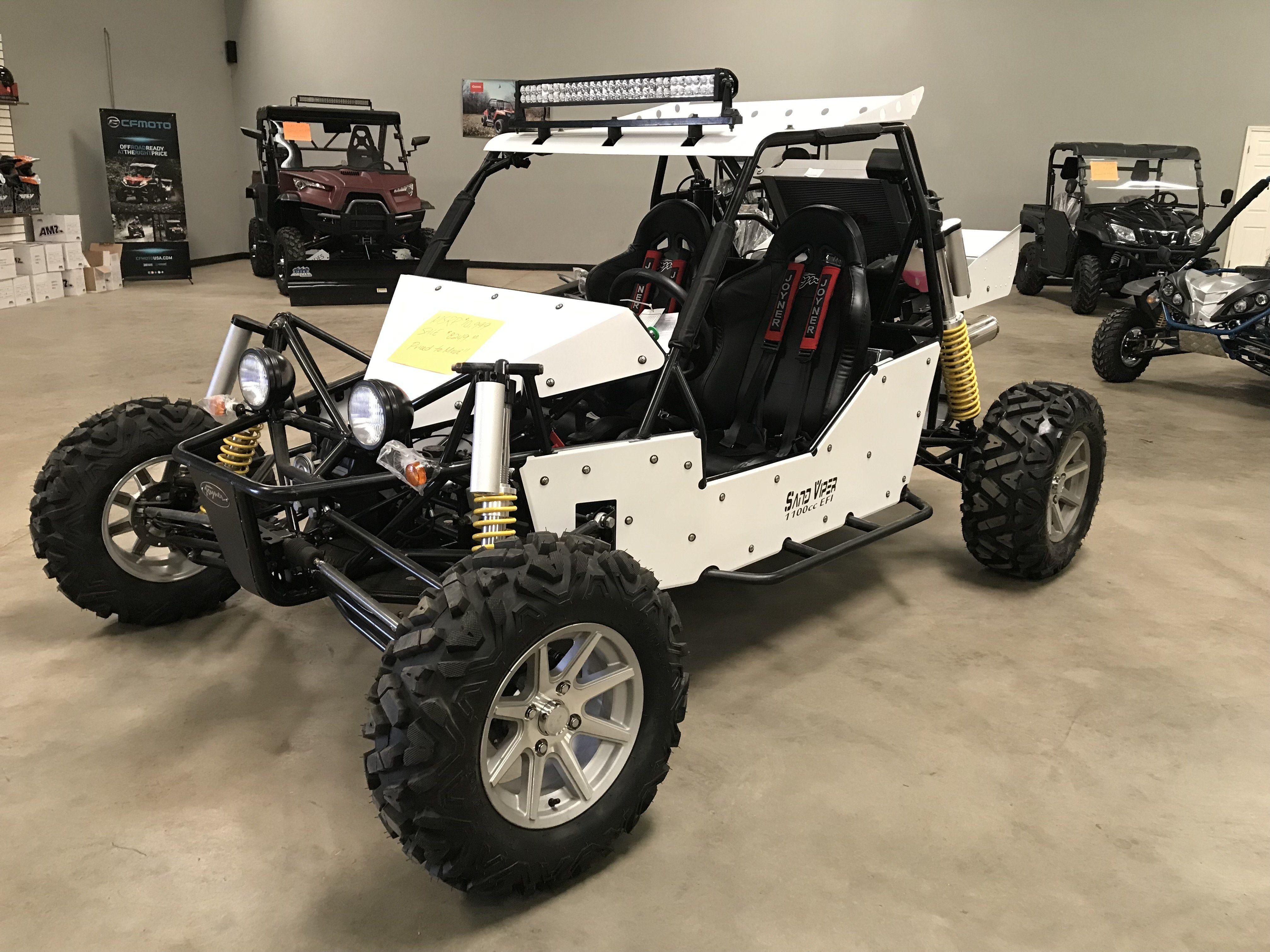 Joyner 1100cc Sand Viper- Street Legal - Dune Buggy DIY go