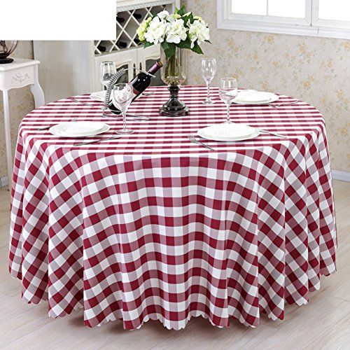Hotel Tablecloth Fabric Tablecloth, Trendy Eastern Mediterranean Table Cloth,  Cloth Cloth D Diameter:360cm(142inch)