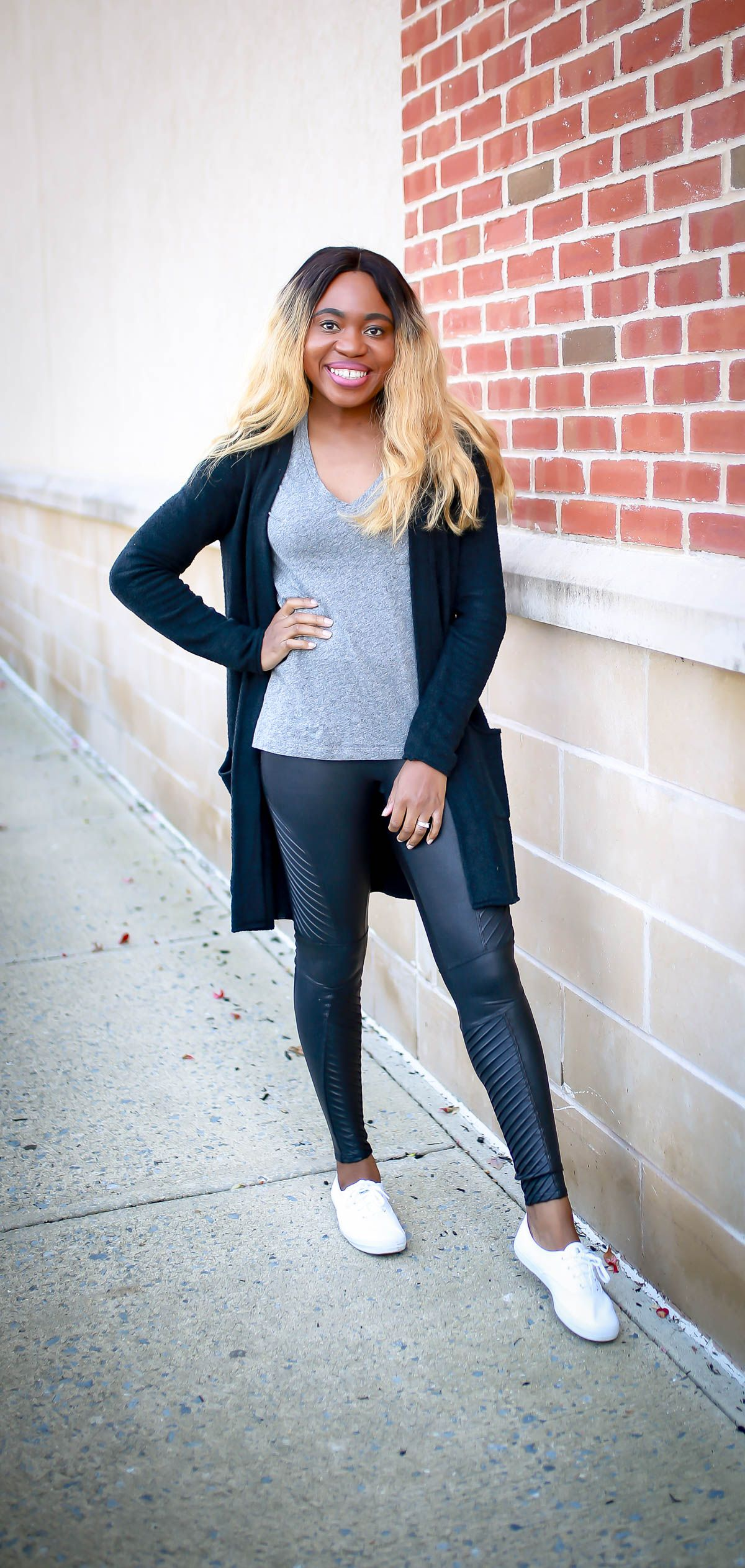 Honest Spanx Faux Leather Leggings Review Are They REALLY
