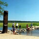 Itasca State Park  Mississippi River Headwaters