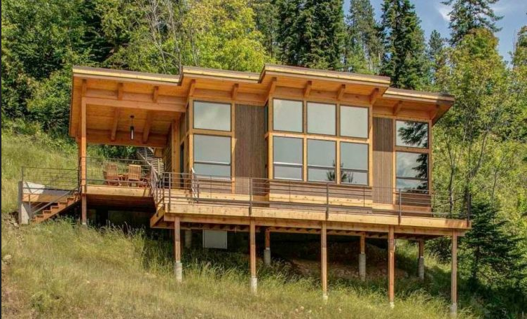 20 Of The Most Beautiful Prefab Cabin Designs   2 Bed Log Cabins For Sale,