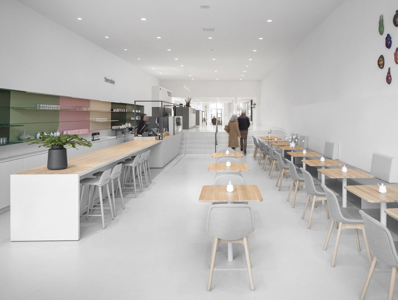 I interior architects culture restaurants
