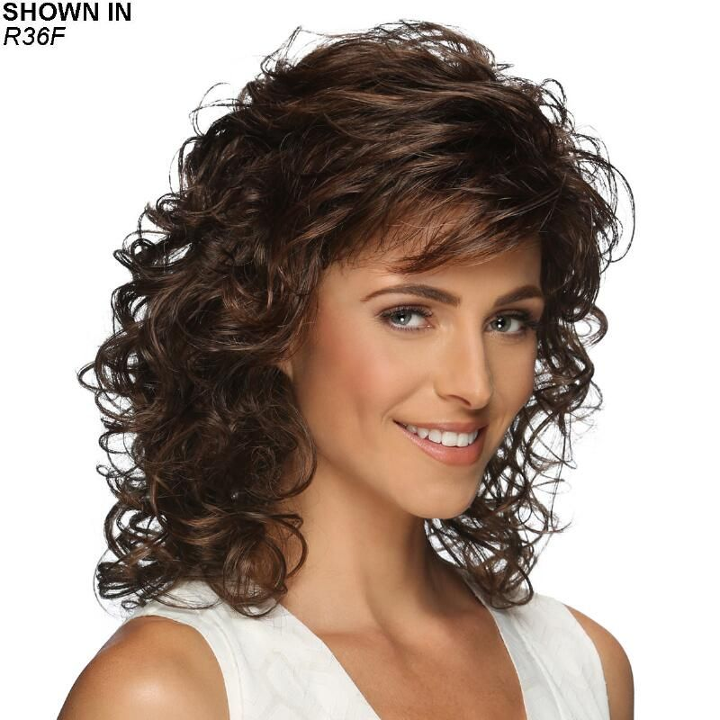 Jessica Wig by Estetica Designs in 2019 | Curly hair ...