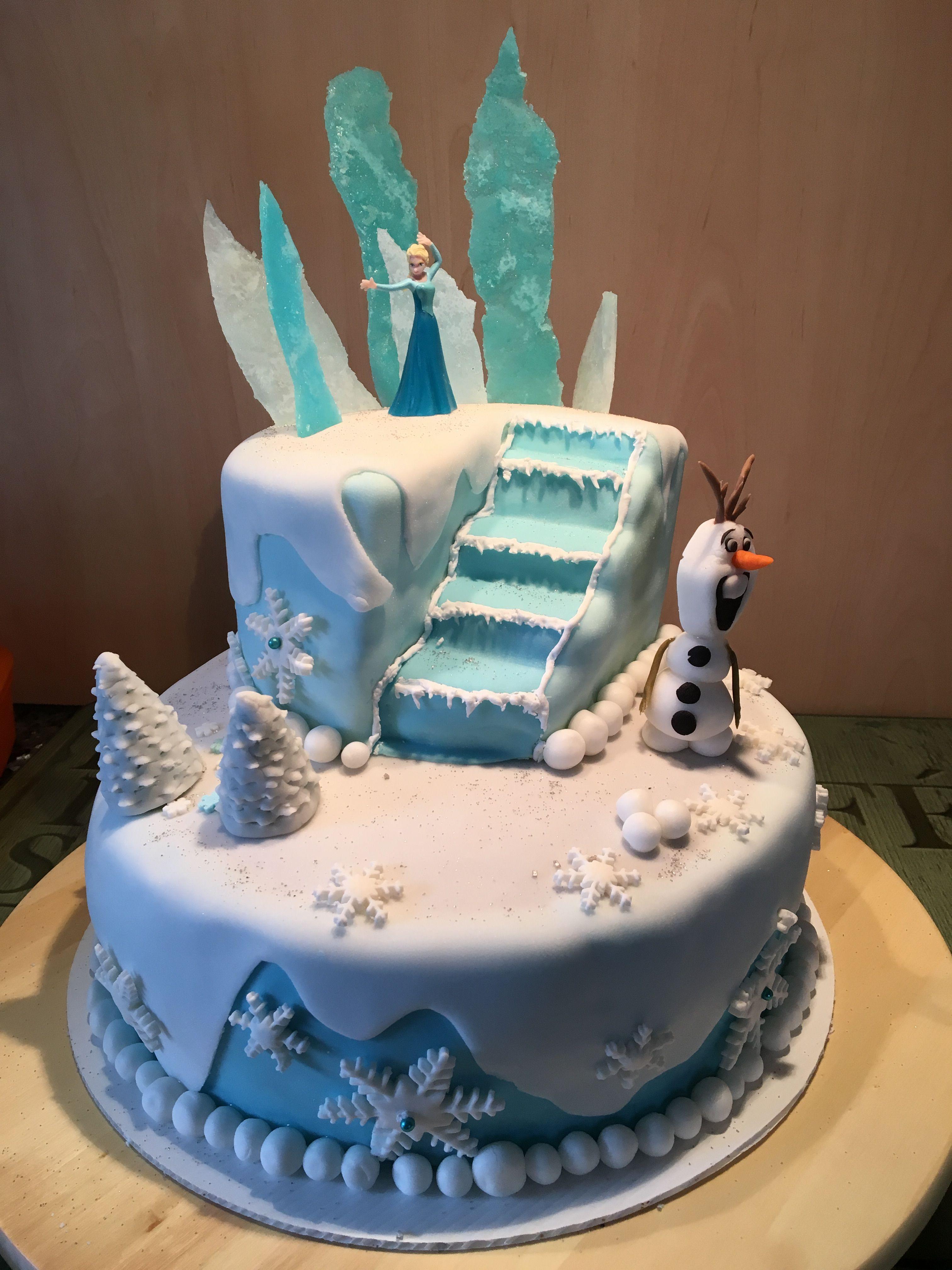 Elsa cake cake decorating for kids elsa cakes kids cake