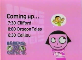 List Of Pbs Kids Station Idents 1999 2008 Pbs Kids Dragon Tales Clifford Puppy Days