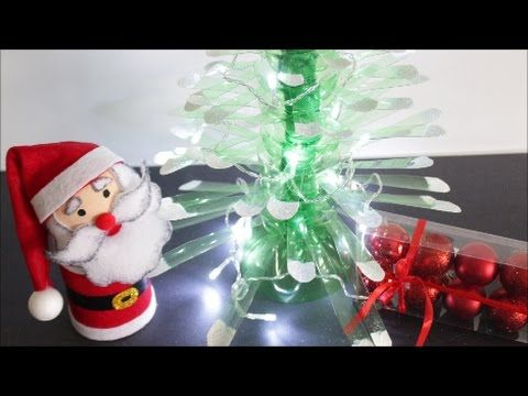 Christmascrafts diycrafts craftsideas if you need best for Best out of waste ideas from plastic bottles for kids