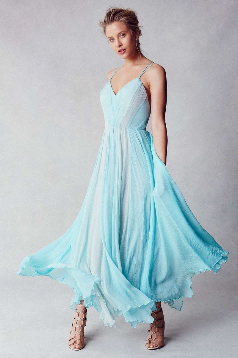 Prom maxi length dress ideas chiffon maxi kimchi and maxi