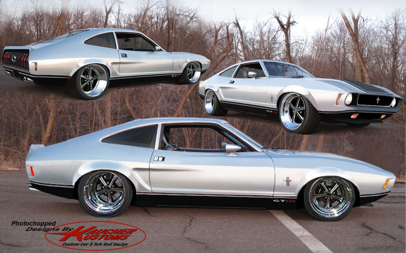 Mustang Ii Based On Maverick Platform As Was Originally Intended Mustang Ii Mustang Custom Cars