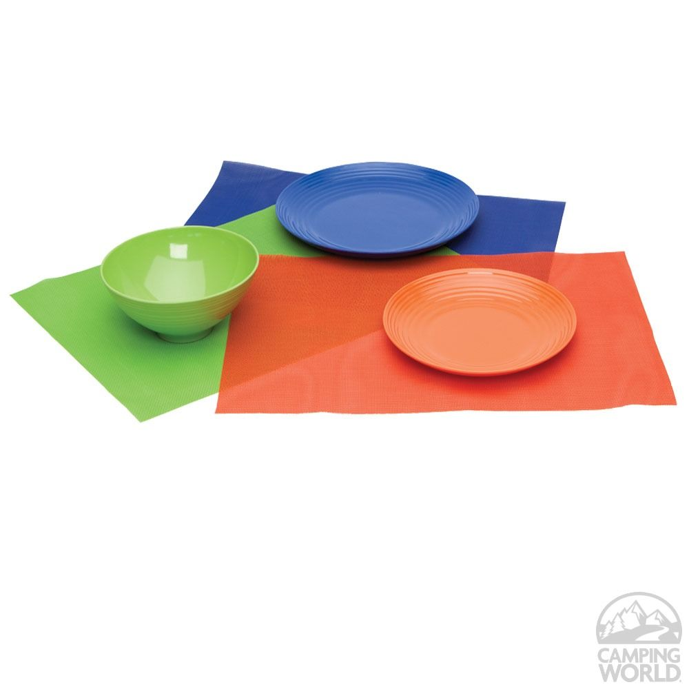 Dinner Plates - Gourmet Home Products 11718 - Cups, Plates and Bowls - Camping World