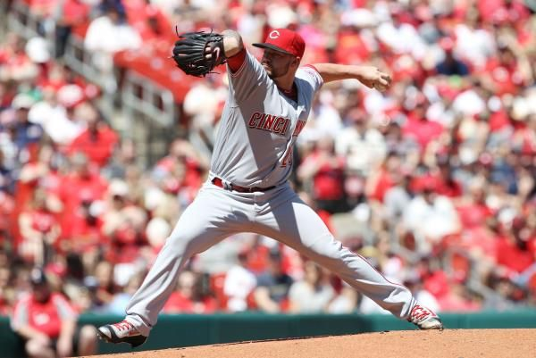 CINCINNATI -- Brandon Finnegan's success this season hinges on being more pitch-efficient and throwing first-pitch strikes allowing him to…