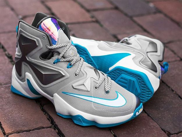 new products f92c9 76b84 ... shop nike lebron 13 blue lagoon 95476 3959b