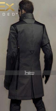 e4f158c6faa02 Mankind Divided Deus Ex Adam Jensen Trench Coat | Adam Jensen (Deus ...