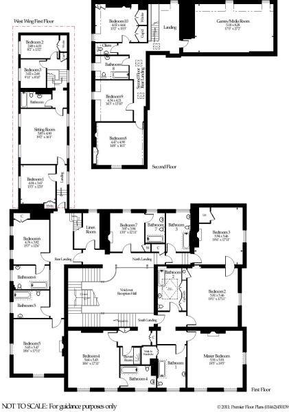 Holywell Hall Plans Pinterest