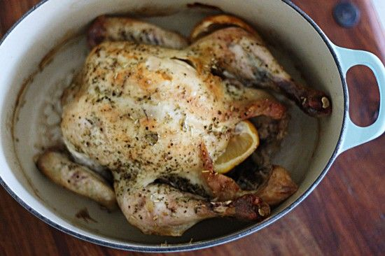 Easy dutch oven whole chicken recipes