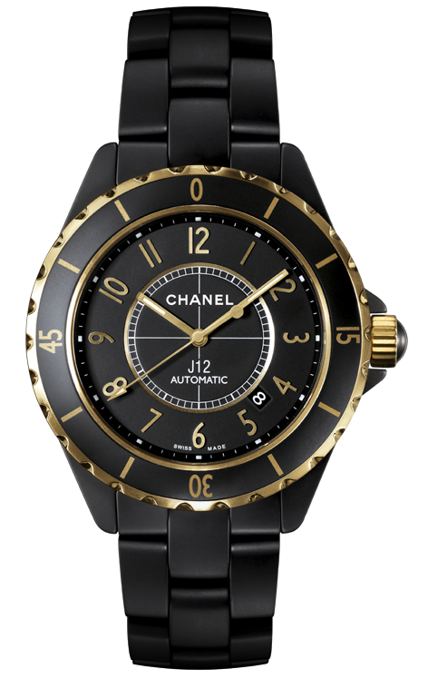 Chanel - Haute Horlogerie - J12 Calibre 3125 Matt