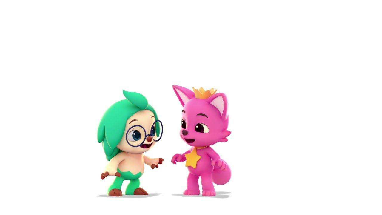 Introducing HOGI - Pinkfong's New Friend! | Pinkfong Songs ...