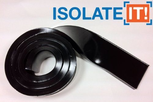 Isolate It Sorbothane Strip 36 91 4cm X 2 5 1cm X 3 8 0 953cm 30 Duro 1 Strip By Isolate It Sound Isolation Washers Game Rules Dryers For Sale