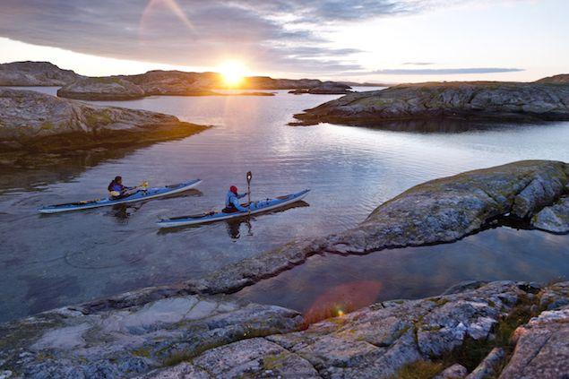 TrySwedish Thursdays: Taste Your Way Through West Sweden by Kayak