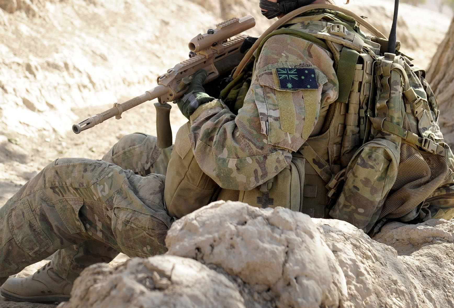 Former soldier to prosecute cases of alleged war crimes by