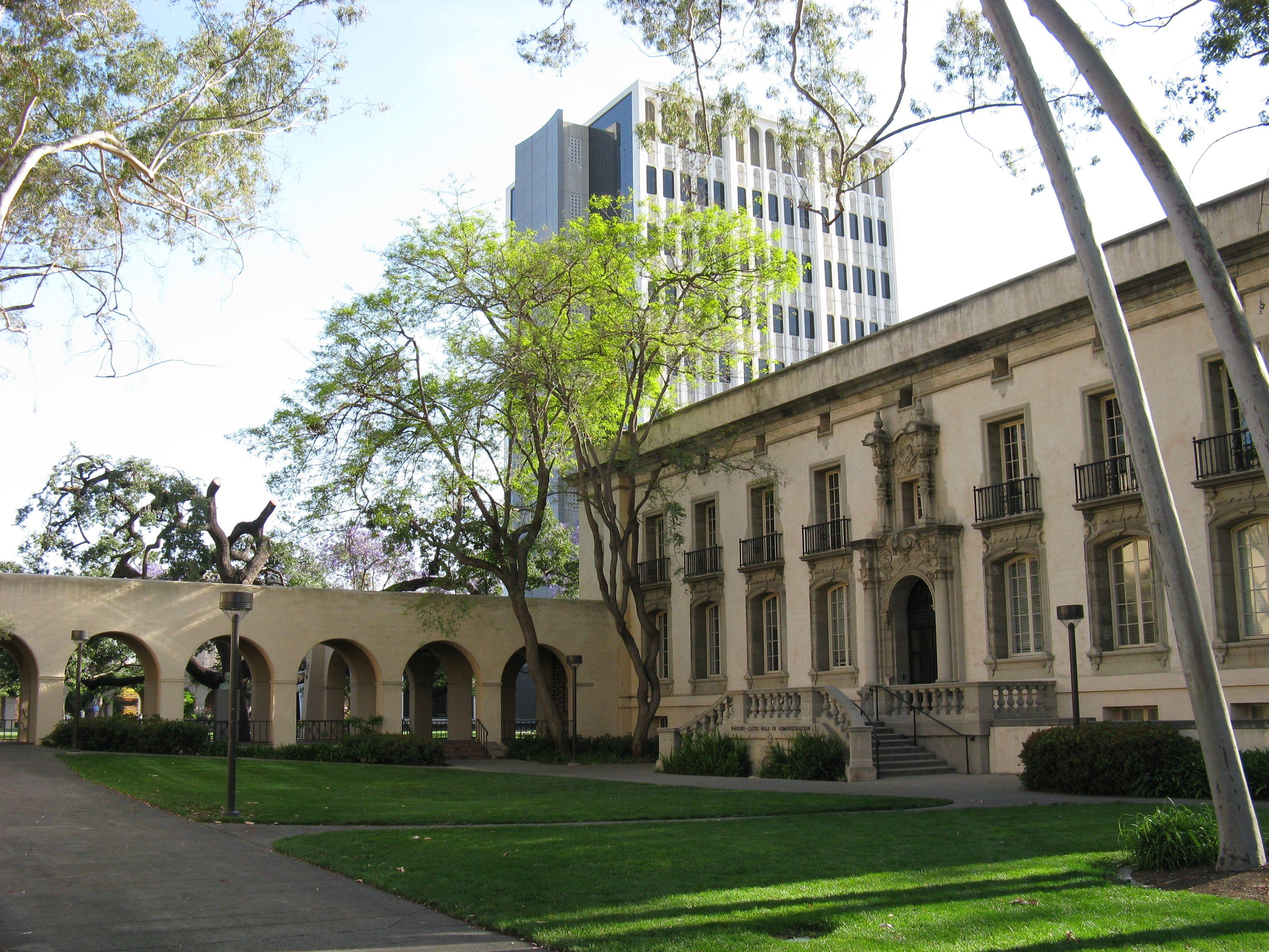 """Résultat de recherche d'images pour """"caltech campus"""""""