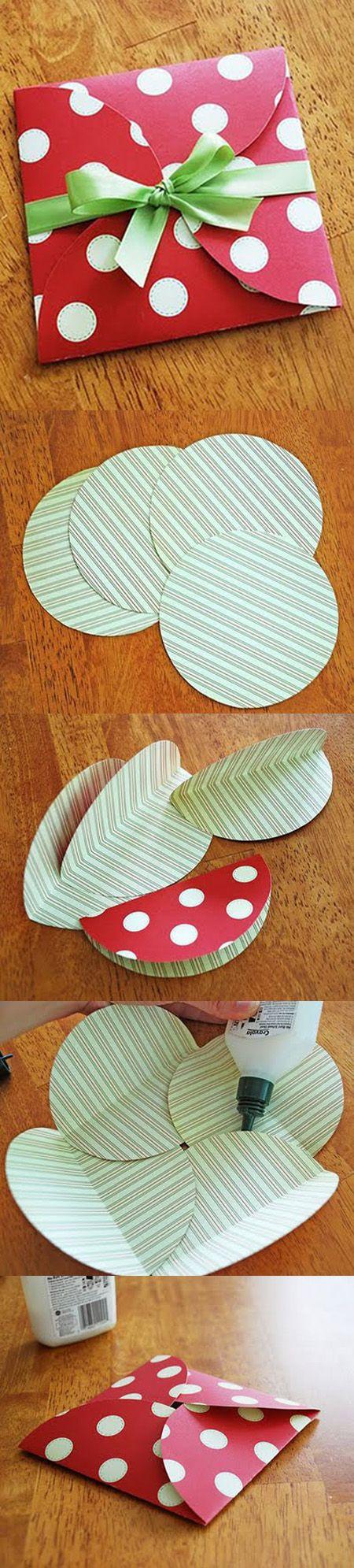 Caja envoltorio decorativa