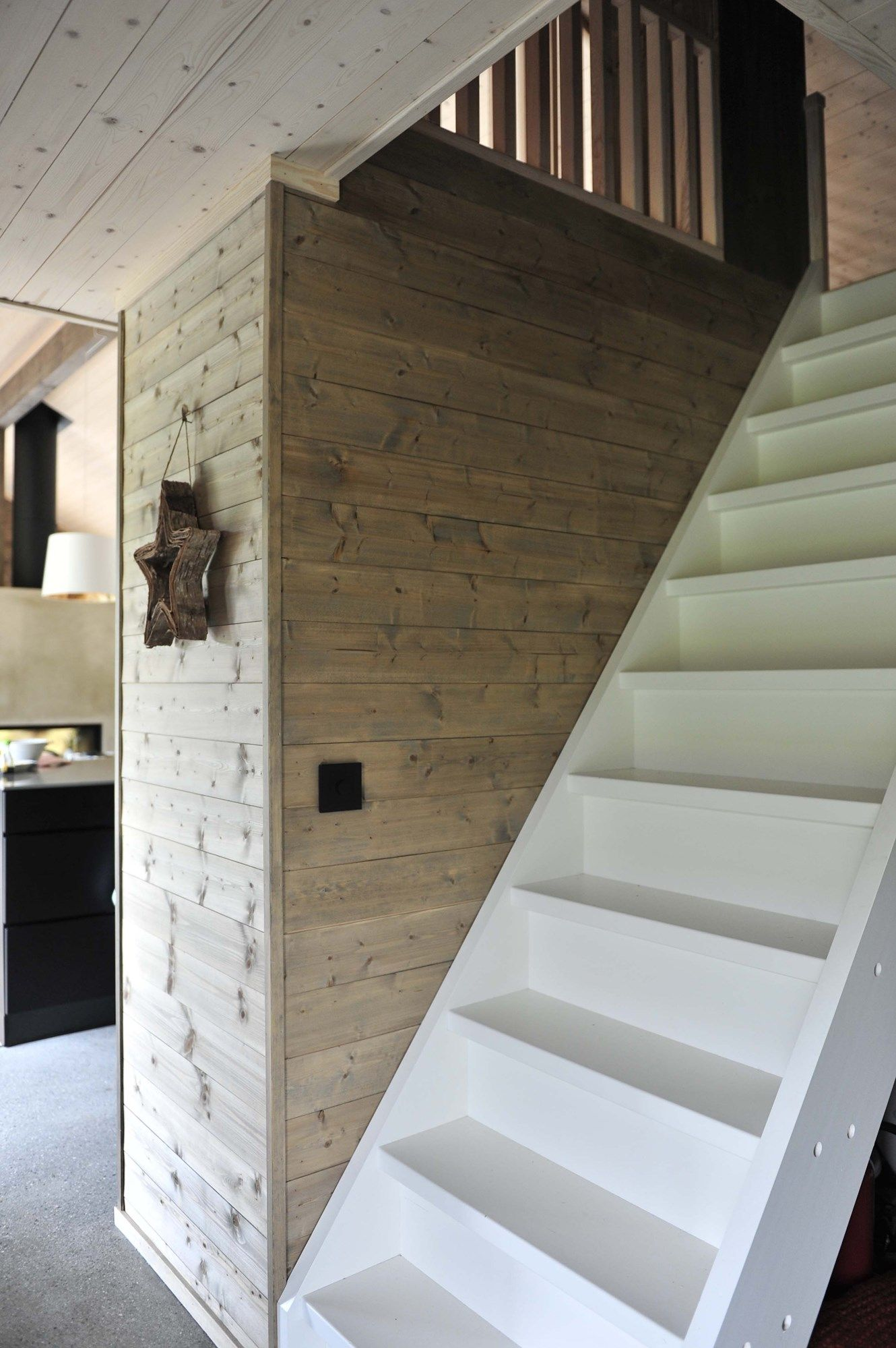 Best Steep Stairs For The Home Pinterest Attic 400 x 300