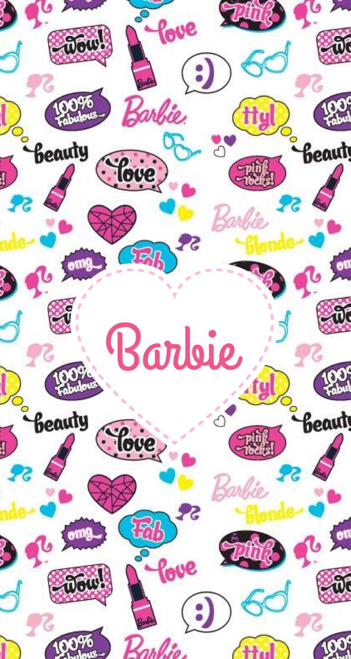Barbie Wallpaper Barbie Barbie Painting Barbie Dolls