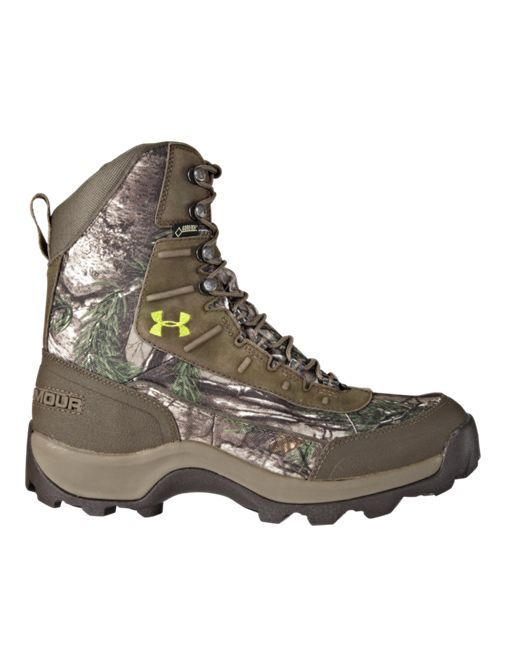 UA Wall Hanger Leather Boots